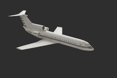 Model airplane. Royalty Free Stock Images