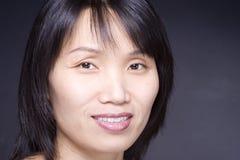 Model assez asiatique 6. image libre de droits