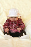 Model baby Royalty Free Stock Photography