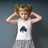 model barn Royaltyfri Fotografi