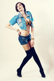 Model beautiful women Stock Photography