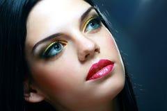 Model beautiful women Royalty Free Stock Photo