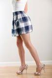 Model benen Royalty-vrije Stock Afbeelding