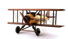 Model Bi-Plane Stock Photography