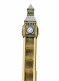 Model of Big Ben tower Stock Images