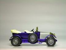 Model bil för tappning Royaltyfria Foton