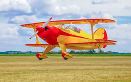 Model biplane Royalty Free Stock Photos