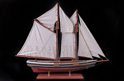 Model Boat Stock Photos