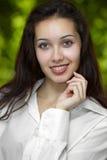 Model with braces Stock Photos