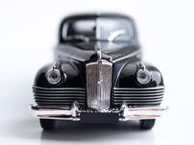 Model of the car Royalty Free Stock Photography