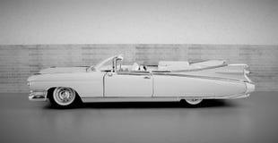 Model Car, Cadillac Royalty Free Stock Images