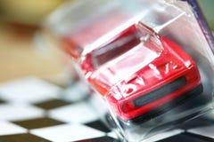 Model car scene. royalty free stock photos