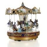 Model Carrousel Van weleer Stock Afbeelding