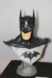 A model of the character Batman from the movies and comics Stock Images