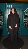 A model of the character Emperor Palpatine from the movies and c Royalty Free Stock Image