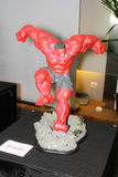 A model of the character Hulk from the movies and comics 3 Stock Image