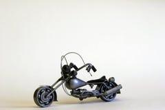 Model chopper motorbike Stock Photo