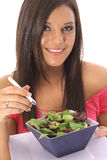 Model diet Stock Photography