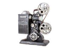 Model ekranowy projektor Zdjęcia Royalty Free