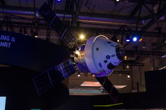 Model Europejski Usługowy moduł dla Orion obrazy stock
