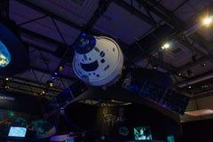Model Europejski Usługowy moduł dla Orion zdjęcie stock