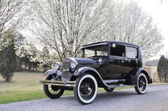 Model A Ford Royalty Free Stock Photography