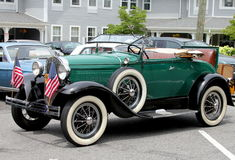 A 1928 model A Ford Royalty Free Stock Photography