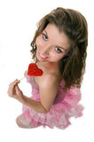 Model, girl Stock Photography