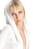 Model the girl Stock Image