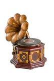 Model of gramophone Stock Photos