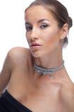 model halsband fotografering för bildbyråer