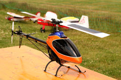 Model helicopter Royalty Free Stock Photo