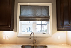 Model Home: Kitchen Royalty Free Stock Photo