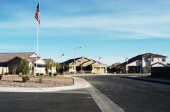 Model homes 1 Stock Photography