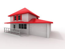 Model of house Royalty Free Stock Image