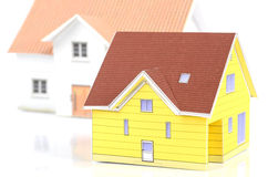 Model house Royalty Free Stock Image