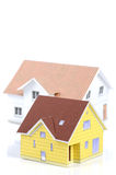 Model house Stock Images