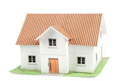 Model house Royalty Free Stock Photo
