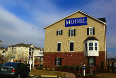 Model House Royalty Free Stock Images