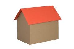 Model Huis Royalty-vrije Stock Fotografie
