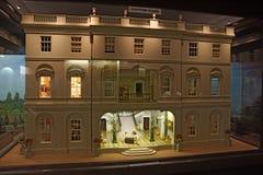 Model huis Stock Foto's