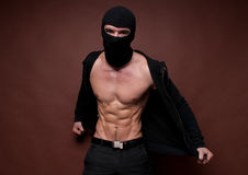 Model In Mask Stock Photos