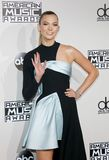 Model Karlie Kloss. At the 2016 American Music Awards held at the Microsoft Theater in Los Angeles, USA on November 20, 2016 royalty free stock photo