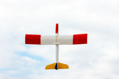 Model of a light aircraft Royalty Free Stock Photo