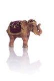 model litet för elefant arkivfoto