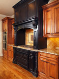 Model Luxury Home Interior Kitchen Royalty Free Stock Images