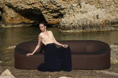 Model, Mannequin, Fashion, Women'S Royalty Free Stock Images