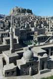 Model of Mardin City Stock Photos