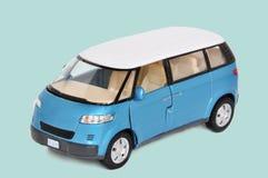 Model metal minibus Stock Photos