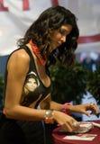 Model Micaela Schaefer Royalty Free Stock Images